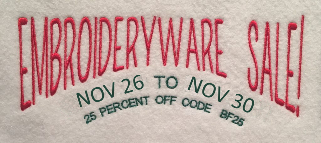 EmbroideryWare